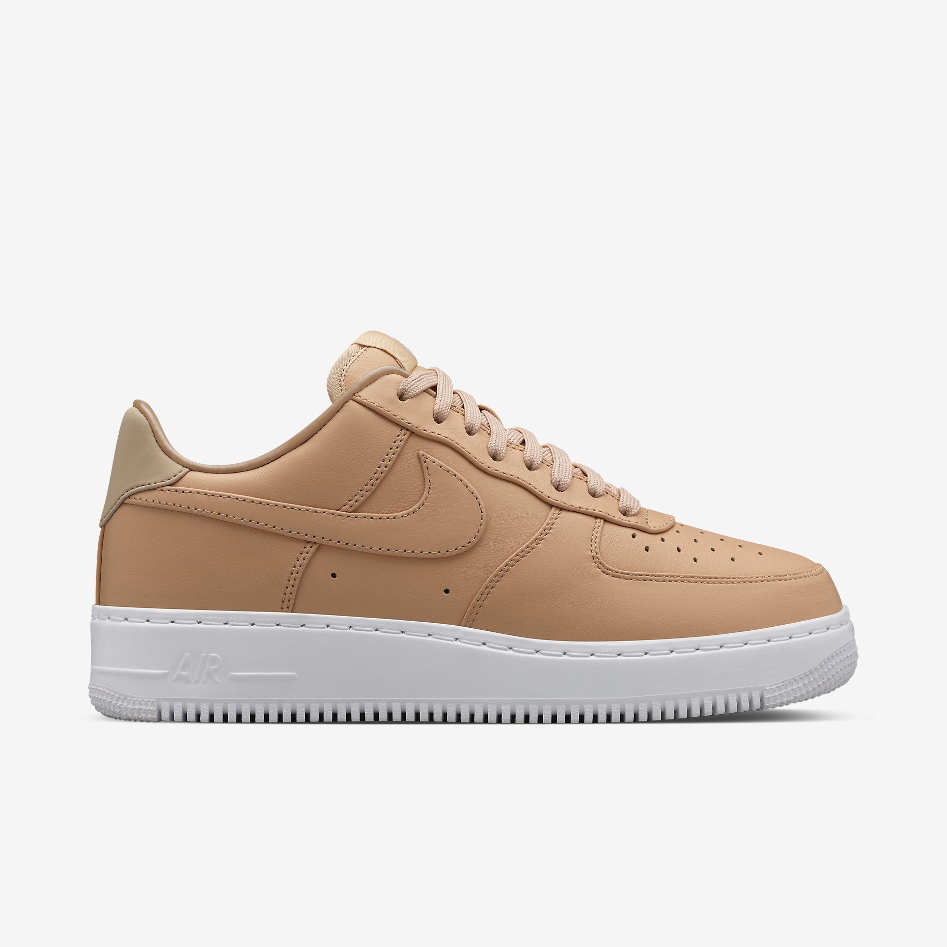 NikeLab Air Force Collection 1 'Vachetta Tan' (Men) Collection Force de chaussures e52a46