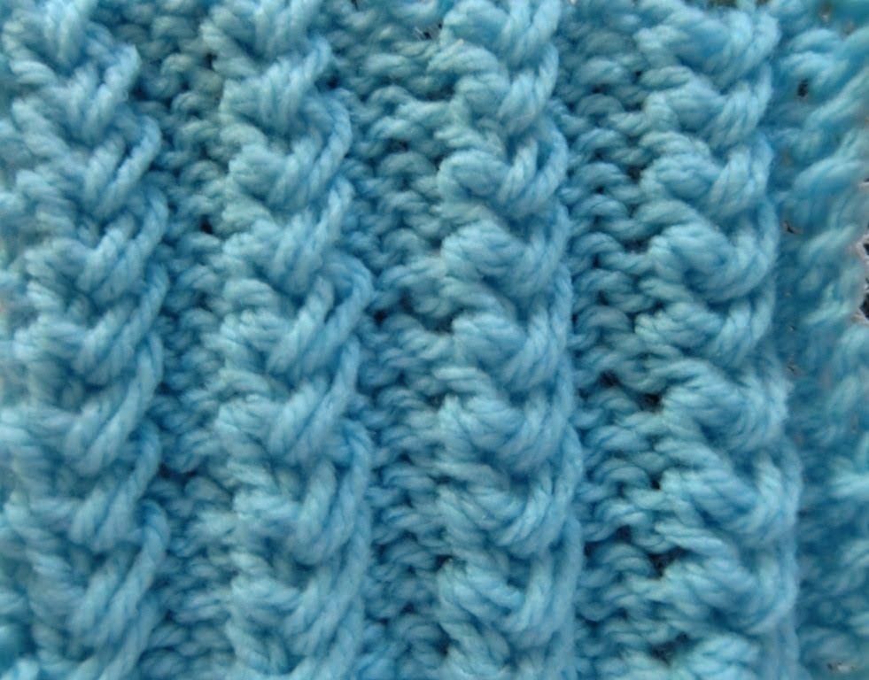 Knit Pattern * EASY \