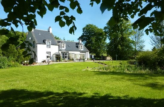 West Manse Bed And Breakfast Scotland House Styles
