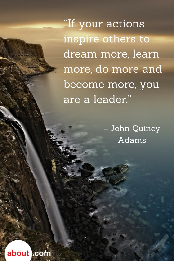 Take The Lead With These Inspirational Leadership Quotes Peace