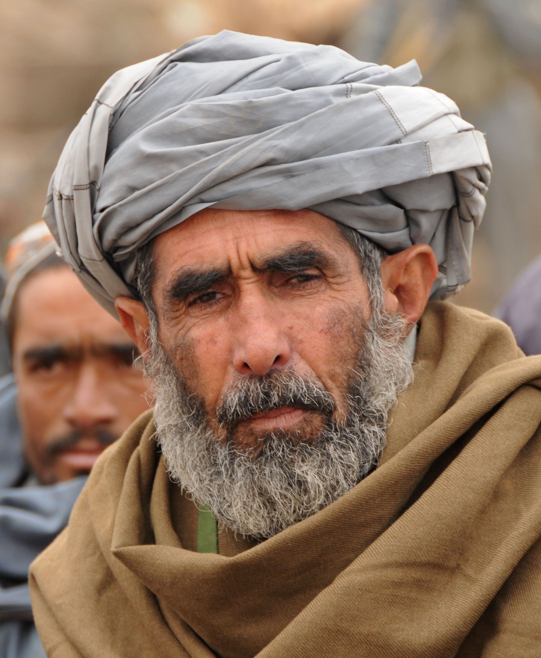 Afghan Man Middle East Clothing