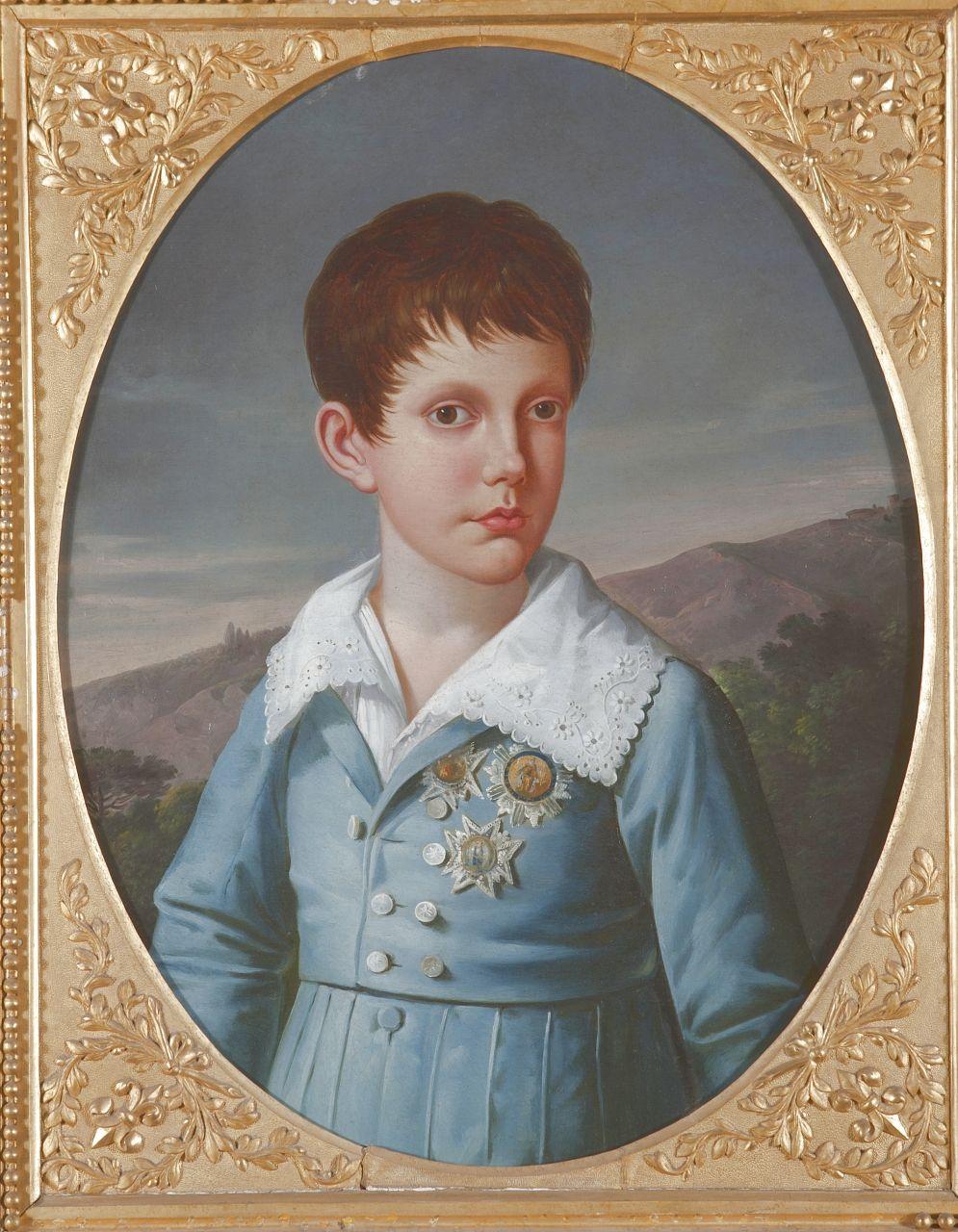 Ferdinando Carlo of the Two Sicilies (1810-1859)