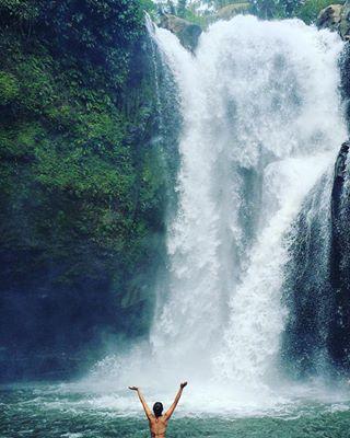 Tenenungan waterfall, Bali (near Ubud)