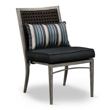 Exceptional American Signature Furniture   Crawford Outdoor Furniture Dining Chair