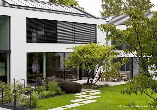 Moderner Garten Gartenplanung Waas Renate Plants Pinterest - Vorgarten Moderne Gestaltung