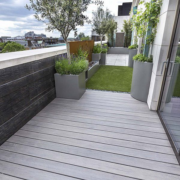 Roof Terrace Design St John\u0027s Wood Gardening Pinterest Roof - Terrace Design