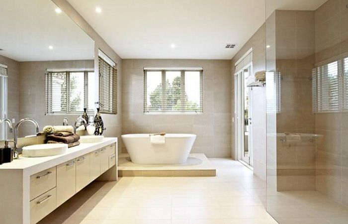 Badkamer Met Kiezelvloer : Houtlook tegels slaapkamer tegel ideeen toilet badkamer ideeen