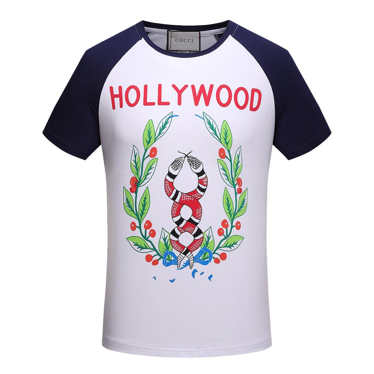 9f205f98daf Replica GUCCI T Shirt 2018 For Men Size M-XXXL ID  ID 37832
