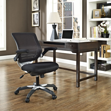 Modway Furniture Edge Office Chair in Black in 2018 Products