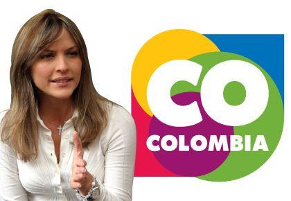 """En sus marcas... """"La respuesta es Colombia"""". Claudia Hoyos, gerente de Marca País, dice que Colombia estaba en mora de actualizar la imagen ..."""