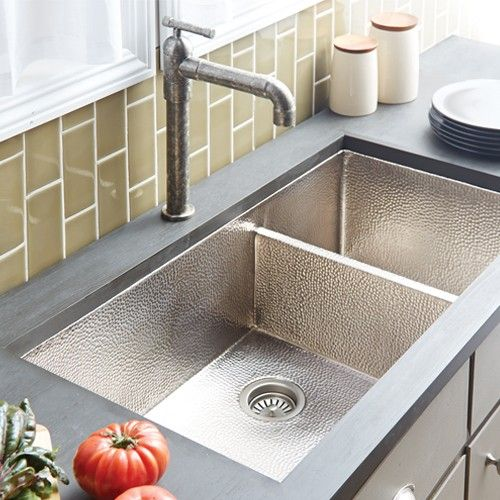 Quick Kitchen Upgrades For The New Year Design Necessities Undermount Kitchen Sinks Stainless Steel Kitchen Sink Double Kitchen Sink