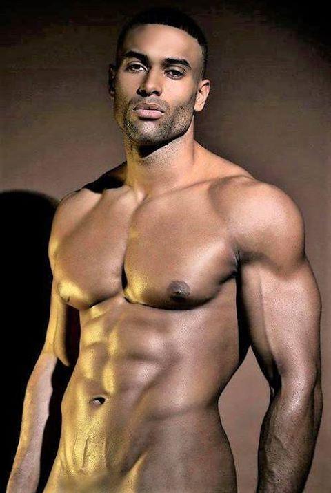 Black honor man nude