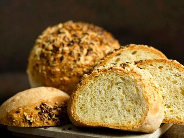 Maïsbrood met kaas - Libelle Lekker!
