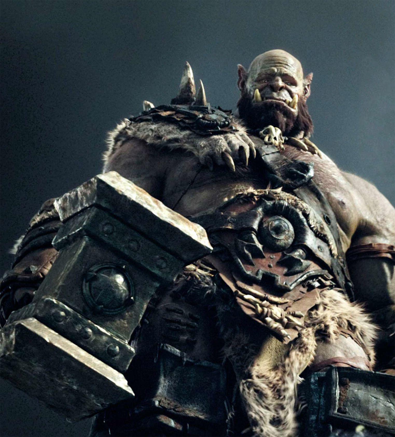 warcraft movie Orgrim Doomhammer | Everything Blizzard