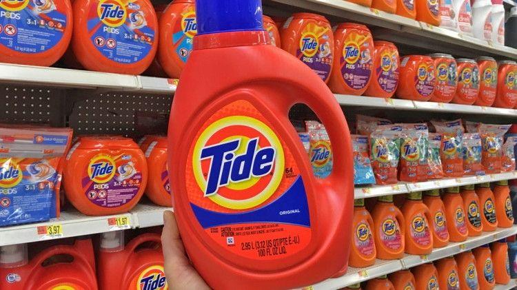 Free Tide Original 2 95 Liter Liquid Detergent 11 97 Value At
