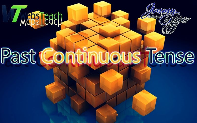 Past continuous tense websteach continuity tenses