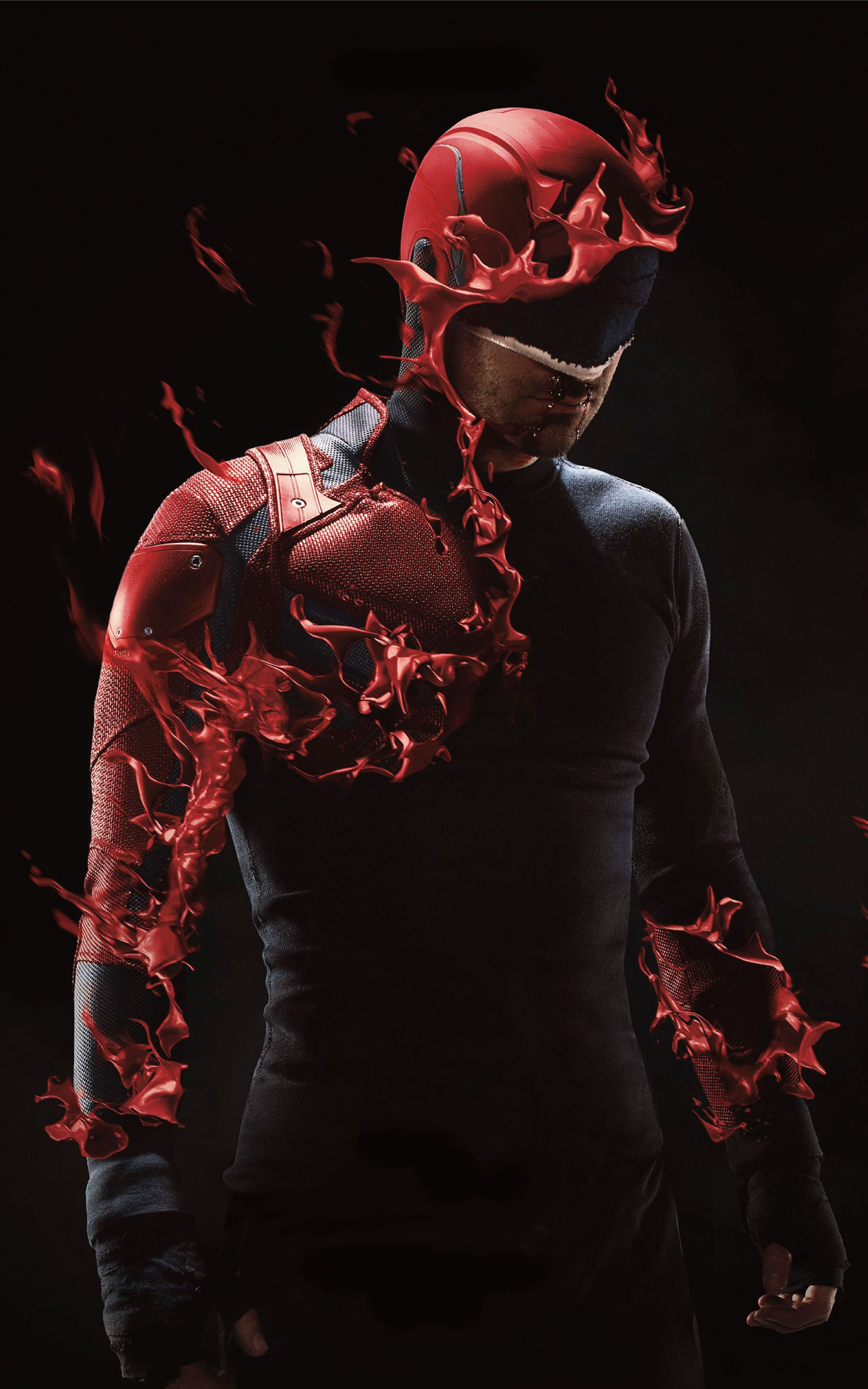 Hd Mobile Wallpaper Iphone Wallpaper 284 Marvel Daredevil Daredevil Netflix Marvel Entertainment