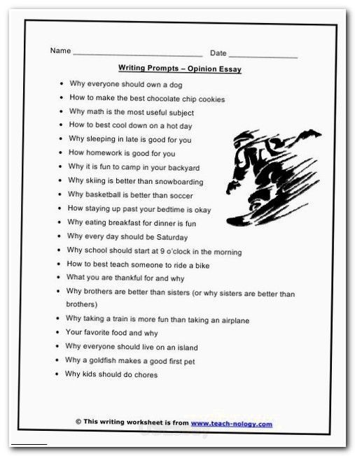 position essay prompts Writing a position paper the following material explains how to produce a position paper (sometimes called a point of view paper) a template is provided that outlines the major parts of a good position paper.