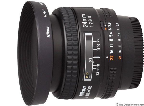 Nikon 24mm F 2 8d Af Nikkor Lens Nikon Nikon Digital Camera Camera Nikon