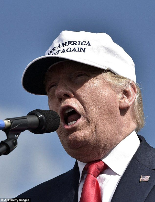 Americans should vote for Donald Trump as president,a close ally of Russian leader Vladimir Putin has threatened