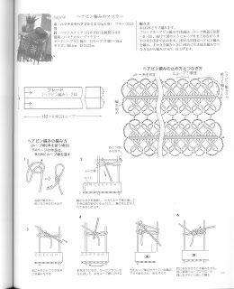 *El rincón de las Manualidades de Siry*: Bufandas en horquilla