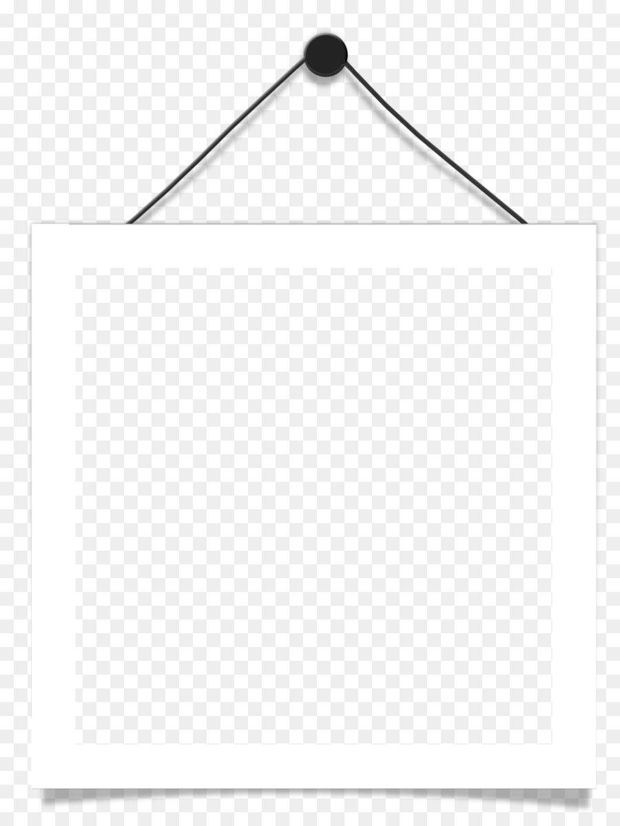 Black And White Point Angle Hanging Frame Png Is About Is About Triangle Product Square Angle Symmetry Black And White Point Angle Hangin Latar Belakang