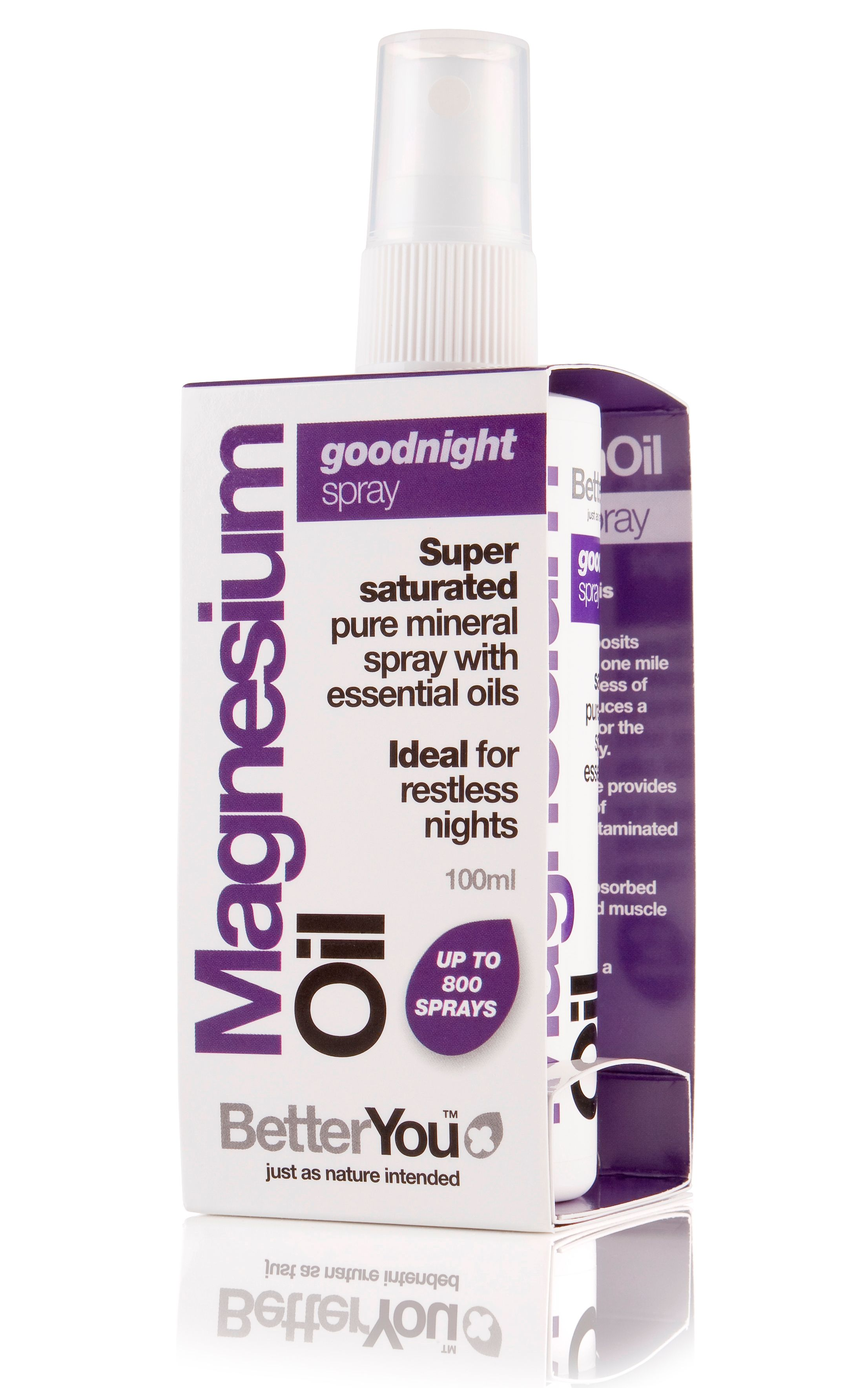 Magnezijum ulje sprej Magnesium oil spray 100ml=1790din u Joga studio Hipokrat Novi Sad