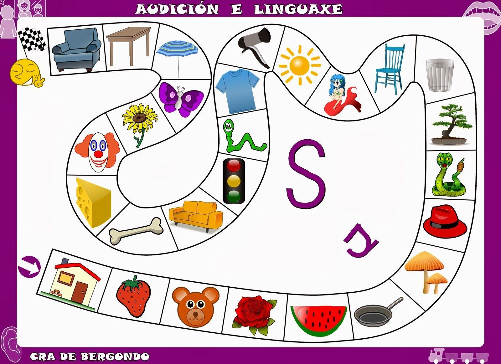 Hoy comparto con vosotr@s unas ocas fonéticas que elaboré para jugar con mis alumn@s :