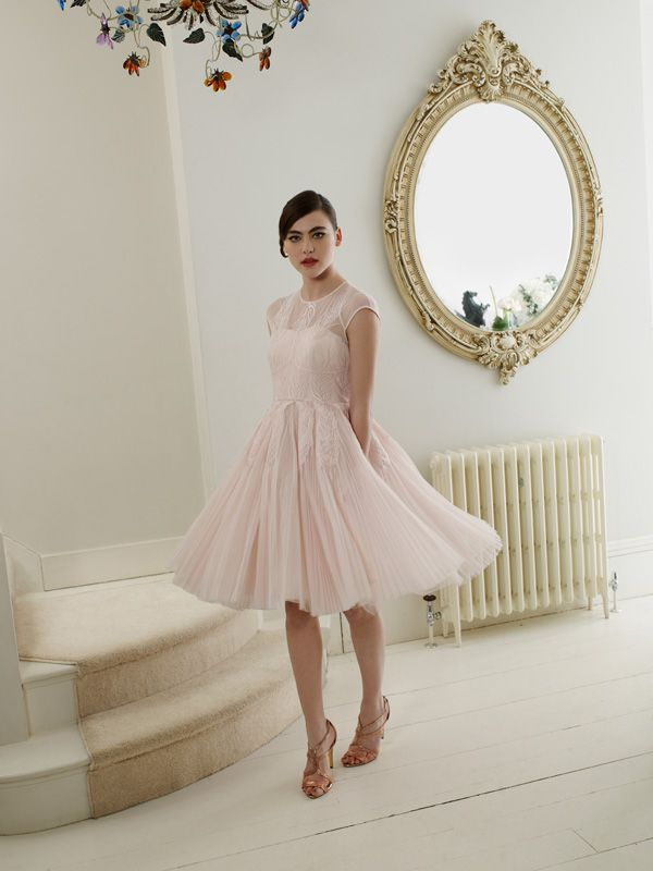 Tie The Knot With Ted Baker Tulle Bridesmaid Dress Ted
