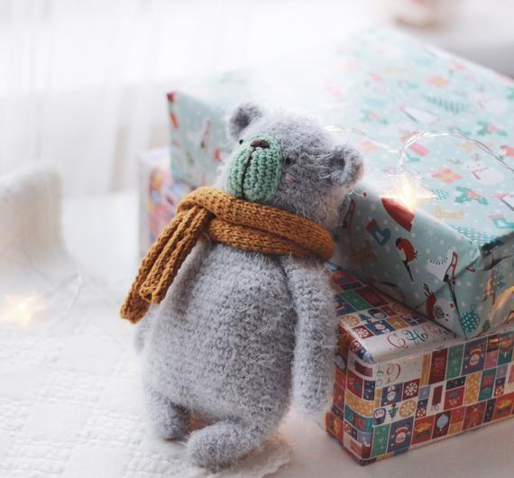 Crochet bear pattern Crochet toy pattern Amigurumi pattern toy Pdf bear pattern Amigurumi bear patte #crochetbearpatterns