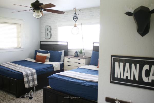 Best Peel And Stick Brick Wallpaper Bedroom Decor Brick 640 x 480