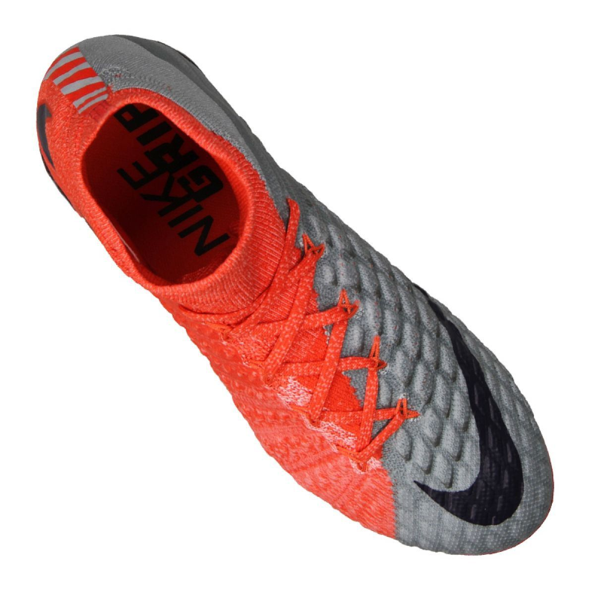 Buty Pilkarskie Nike Wmns Hypervenom Phantom 3 Df Fg M 881545 058 Wielokolorowe Czerwone Football Shoes Nike Shoes