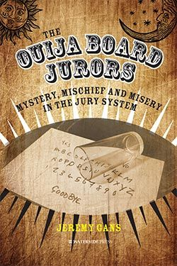 Ouija board jurors book