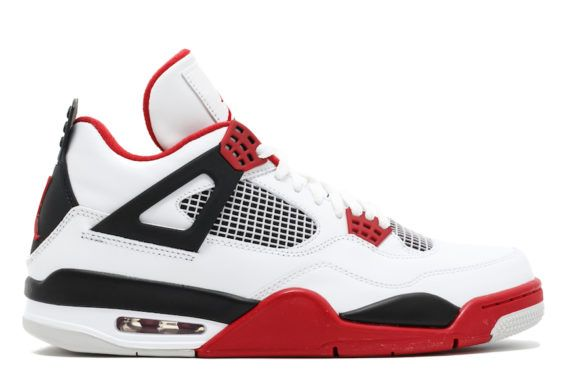 The Air Jordan 4 Fire Red Is Returning In 2019 For Its 30th Anniversary |  30th anniversary, Air jordan and Anniversaries