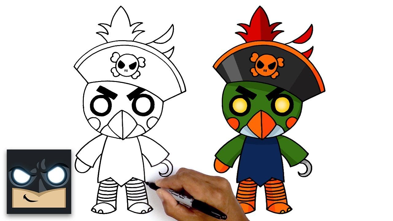 How To Draw Budgey Roblox Youtube Dragon Ball Painting Drawings Easy Drawings