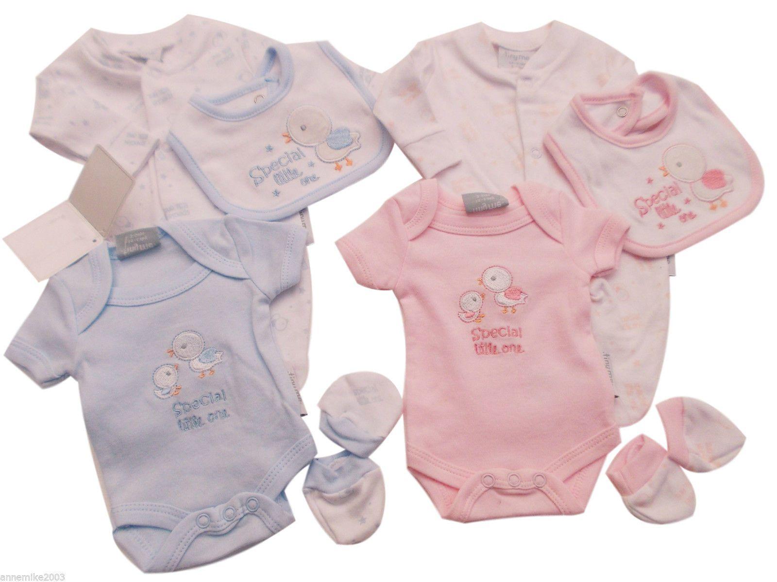 6503620a0 BNWT Baby reborn Premature Preemie Baby Boys Girls Clothes 4 Piece ...