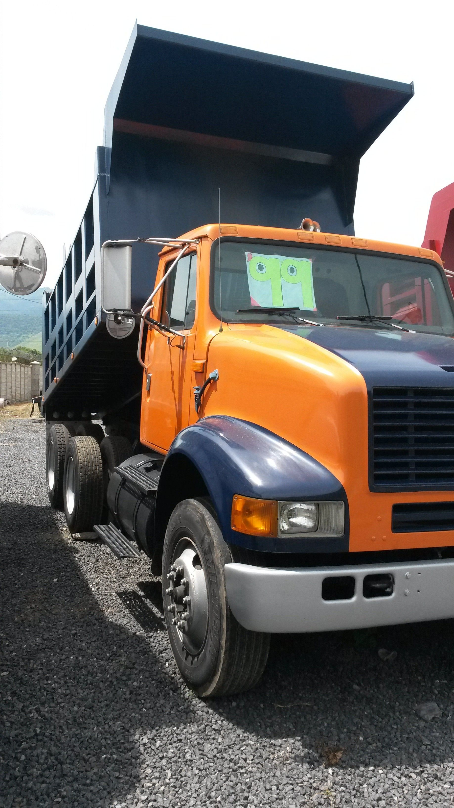 Camiones De Volteo En Guatemala Camion De Volteo Camiones