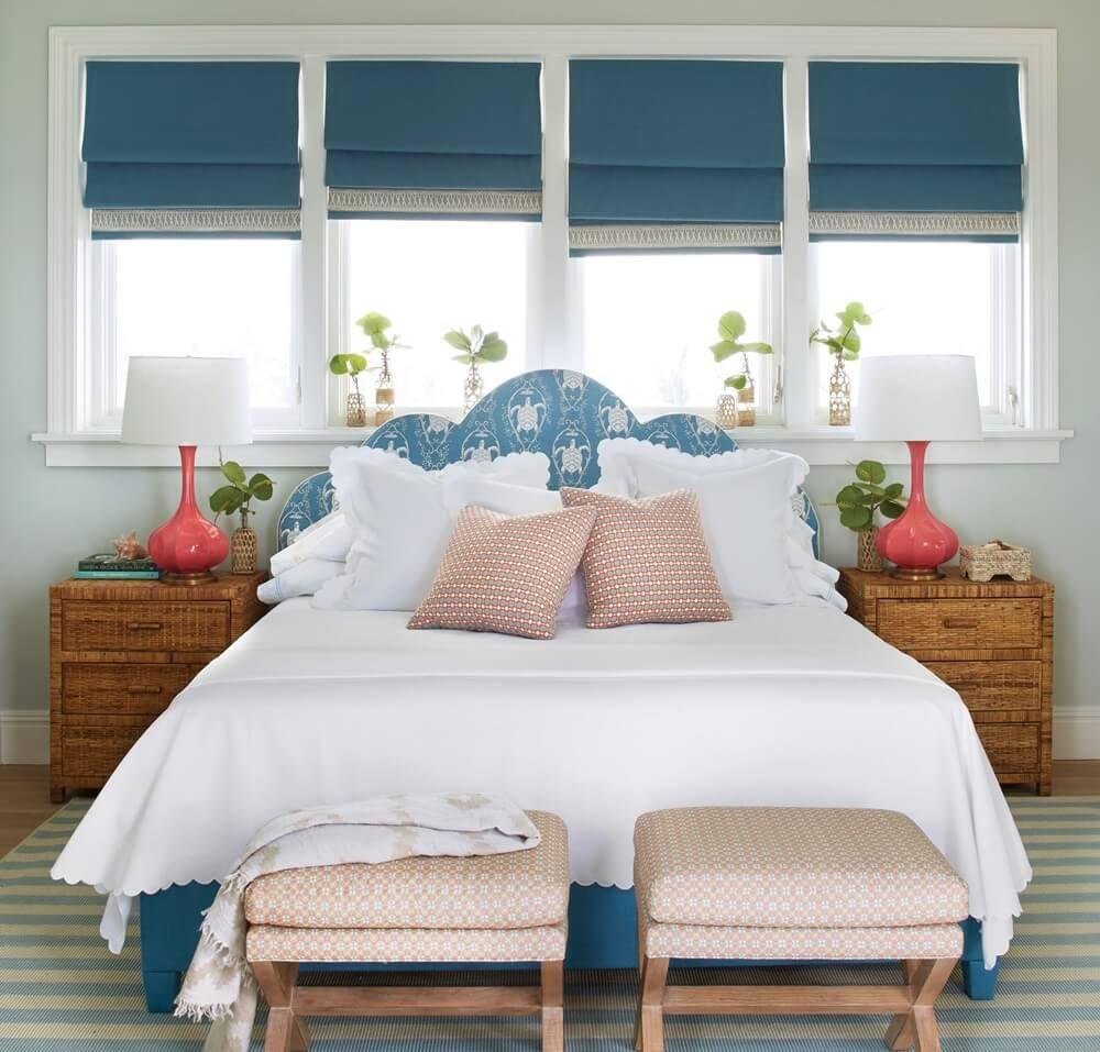Great Guana Cay Beach House Tour | Bedroom Decor - Beach ...