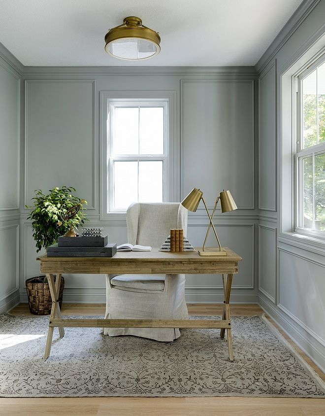 coventry gray hc 169 by benjamin moore grey paint color on benjamin moore office colors id=53136