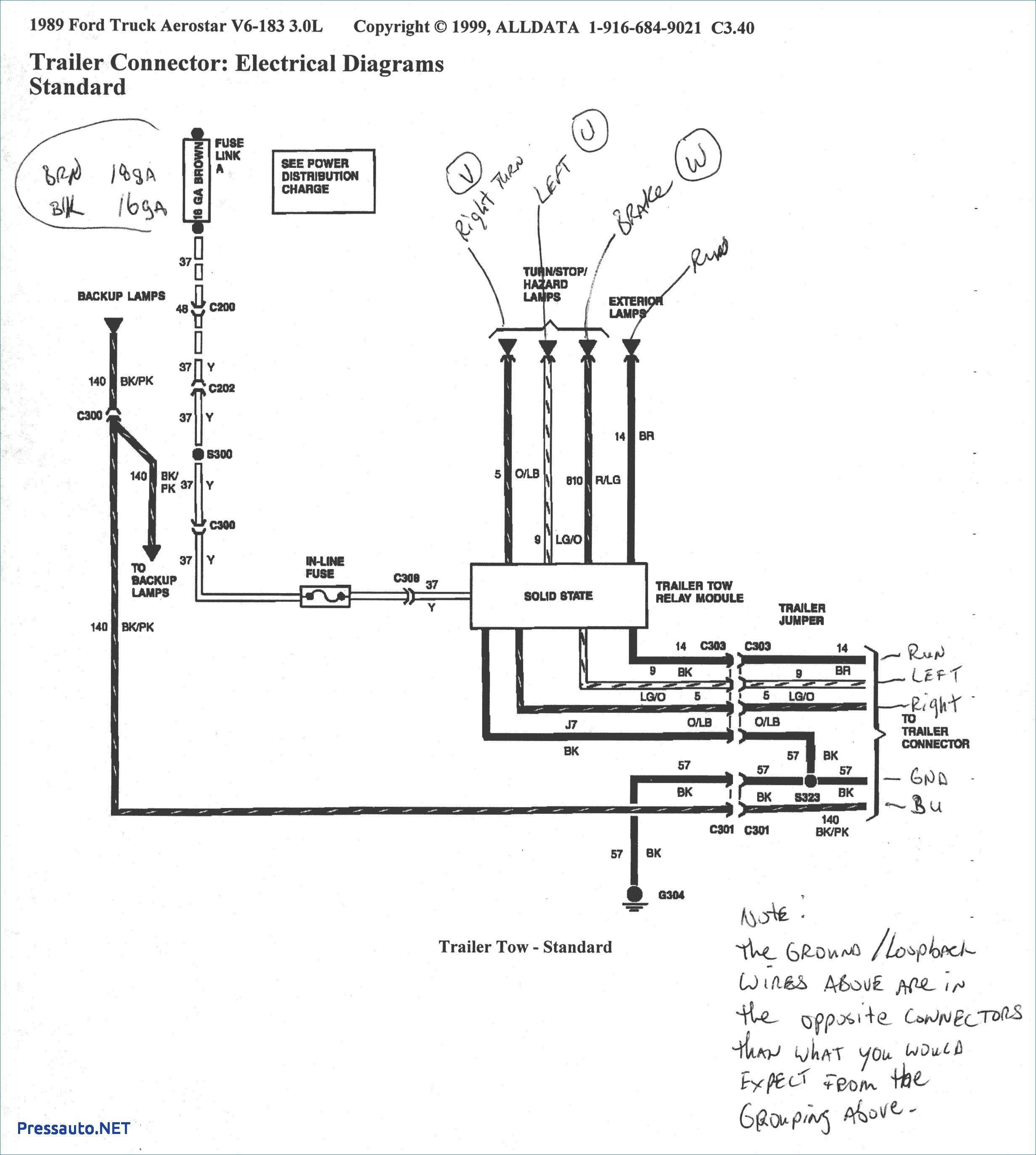 Jayco Wiring Diagram Caravan Trailer wiring diagram