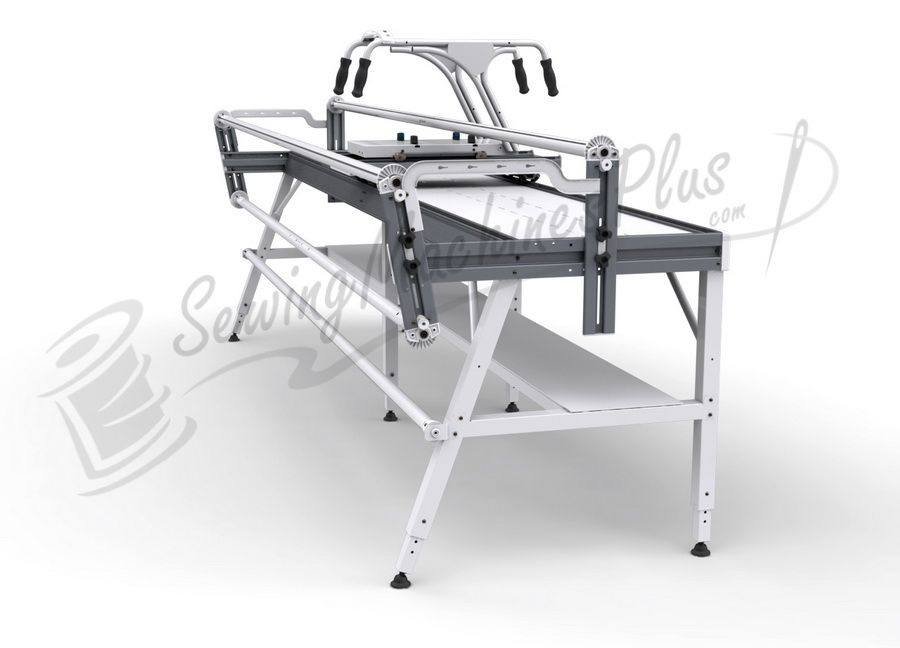 Top of the line 18 Inch Long Arm Quilting Machine with Grace GQ ... : long arm quilting frames - Adamdwight.com