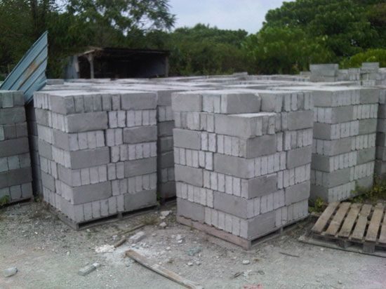 Gloc aerated foam concrete blocks visit for Foam concrete house construction