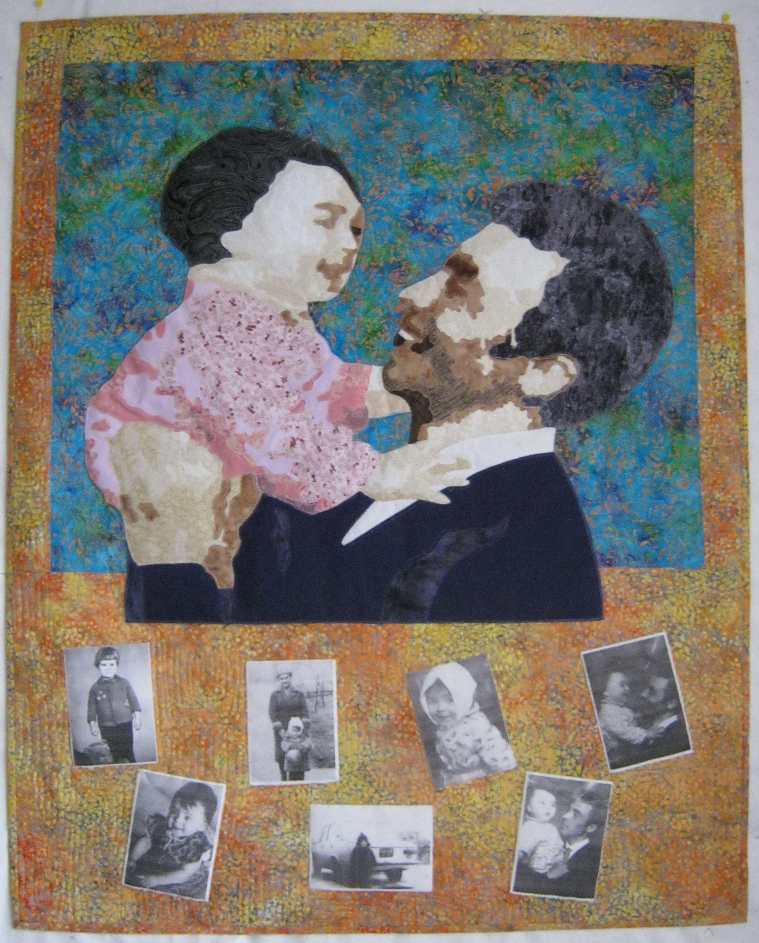 Память: по старой семейной фотографии.