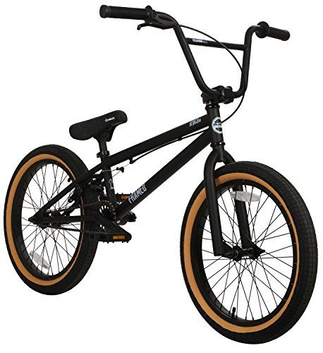 Framed Attack Pro Bmx Bike Black Black Sz 20in Bmx Bikes Bmx Bike Frames Bmx Bike Parts