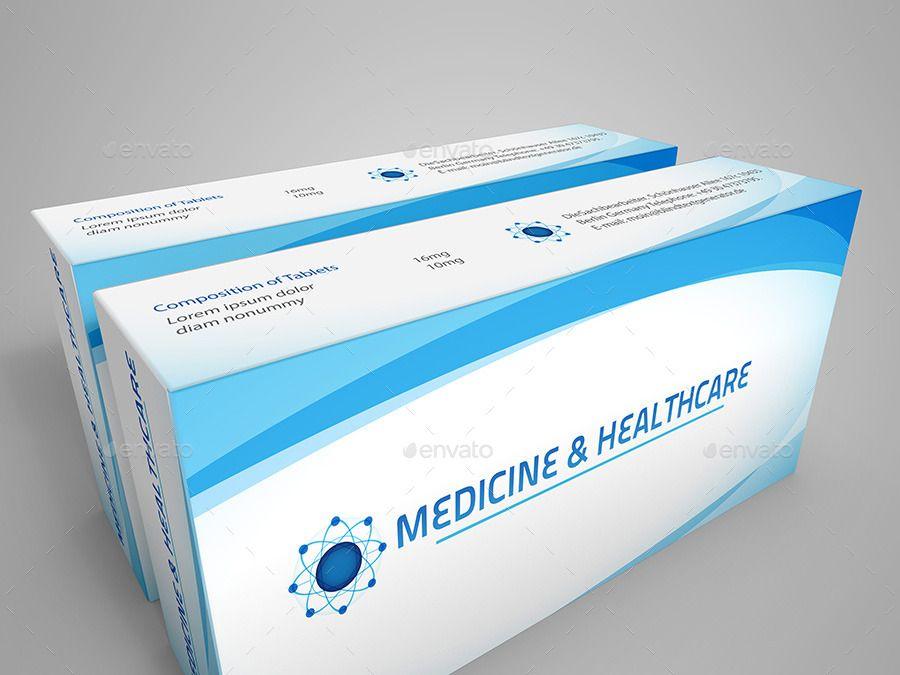 Download Medicine Box Mockup Box Mockup Medicine Boxes Medicine