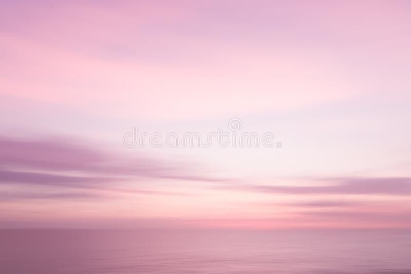 Abstract Pink Sunset Sky And Ocean Nature Background Abstract Pink Sunset Sky A Spon Sky Ocean Sunset A Nature Backgrounds Sunset Sky Sky Landscape