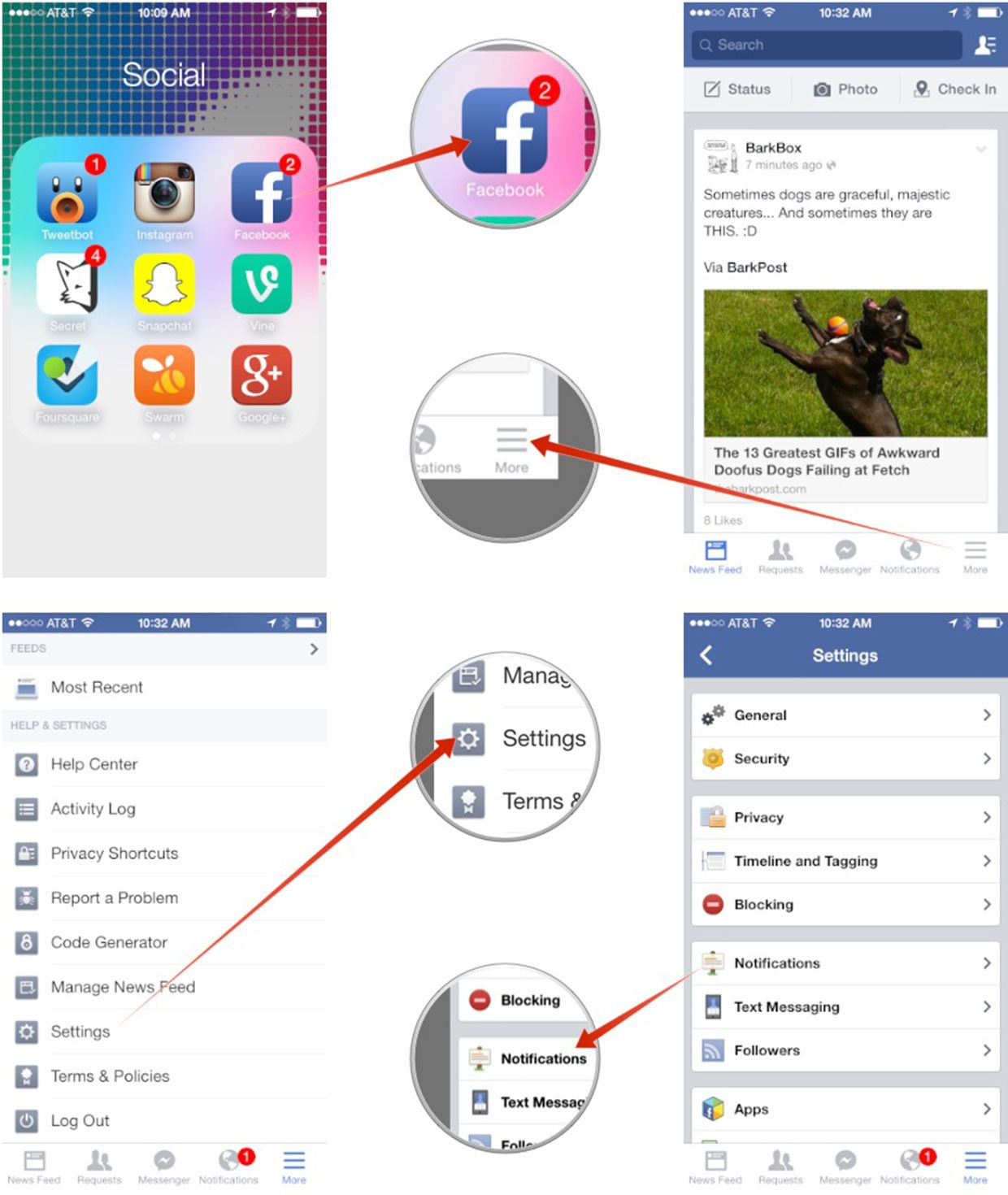 How To Block Facebook Game Requests On Iphone And Ipad Blocked On Facebook Android Application Development Game Development Company