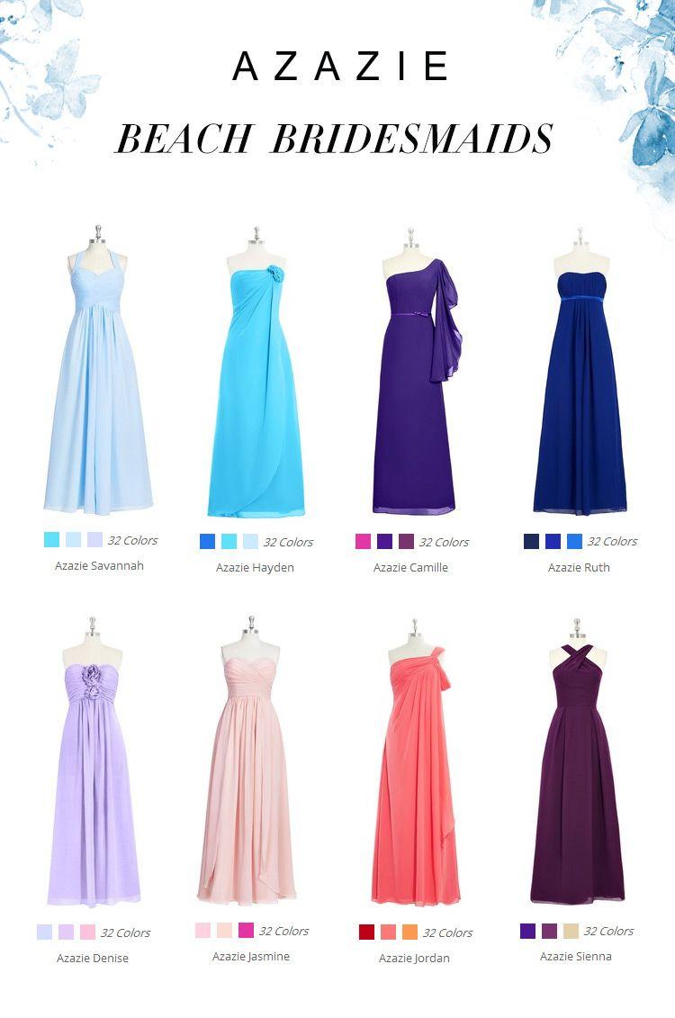 Azazie is the online destination for special occasion dresses shop