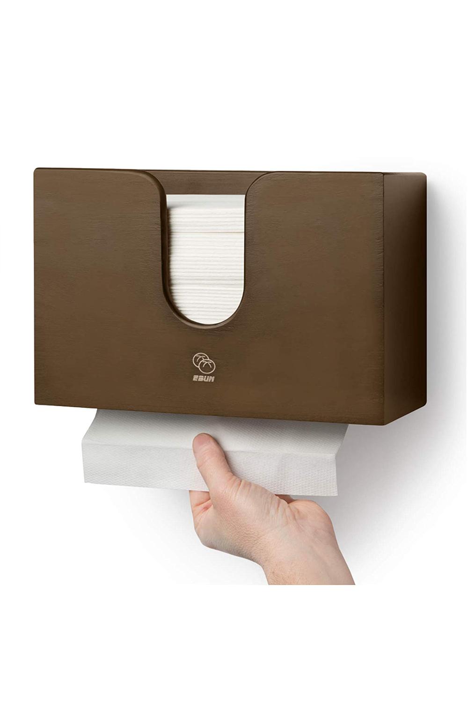 Ebun Paper Towel Dispenser In Caramel Brown Towel Dispenser
