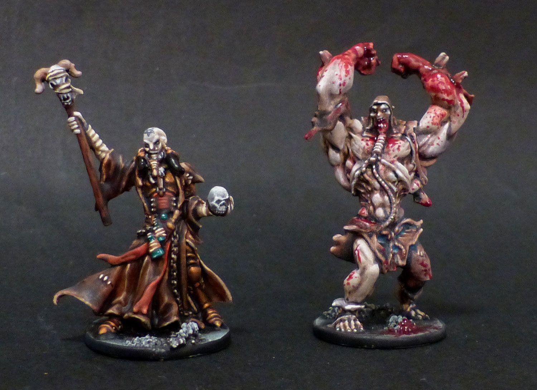 Black Plague Morrigan Paint